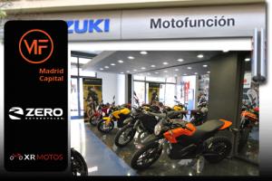 Nuevo concesionario Zero Motorcycles en Madrid
