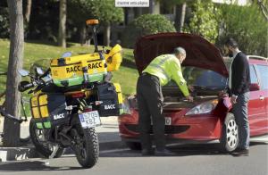 El RACC incorpora motos eléctricas ZERO a su flota de vehículos