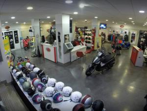 Intermoto nuevo distribuidor Zero Motorcycles en Bilbao