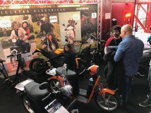 Doohan y Next Motorbike en Moto Madrid 2018