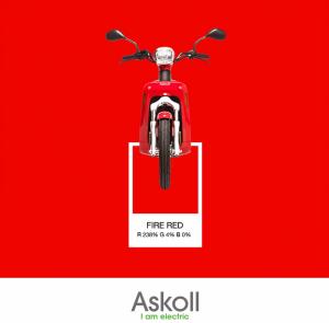 Consige tu Askoll eS3 con 750€ ayudas Movalt