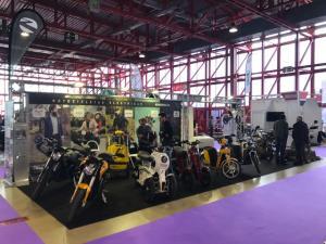 GRACIAS!!! por visitarnos en MOTO MADRID 2018