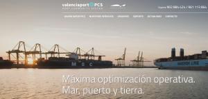 Motos eléctricas en el Puerto de Valencia