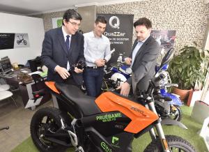 Visita de la Xunta a Enalgreen Galicia