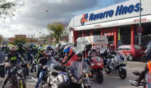 Zero Motorcyles en Navarro Hermanos