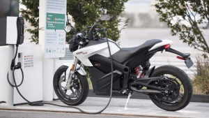 Motos eléctricas un 208% más en España