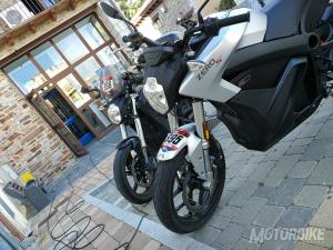Zero Motorcycles en el Xtreme Challenge Madrid 2018