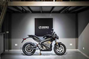 Presentación Zero Motorcycles en Milán