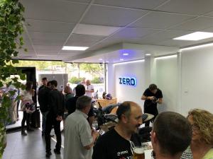 Zero Motorcycles nueva tienda en Madrid