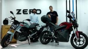 Daniel Montero viaja a EICMA con su ZERO SR