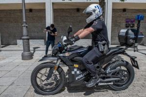 Torrelodones apuesta por motos eléctricas Zero
