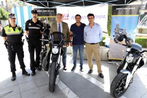 Ayuntamiento de Jerez adjudica tres motos eléctricas a Next Motorbike