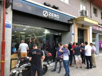 ZERO Motorcycles Madrid Next Motorbike