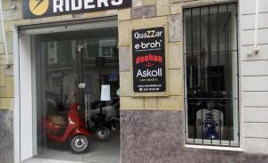 Riders Askoll Valencia