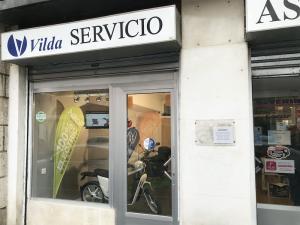 Vilda. Servicio Técnico