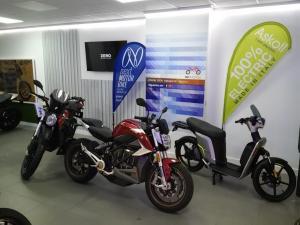 ZERO Motorcycles Madrid