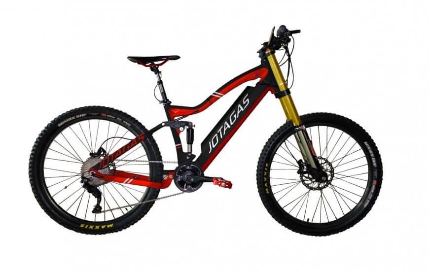 Bicicleta eléctrica JOTAGAS JEB18