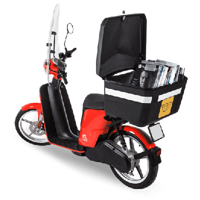 Motocicleta Eléctrica Askoll Pro70