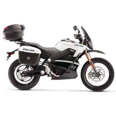 Moto eléctrica Zero DS ZF14.4 Policial