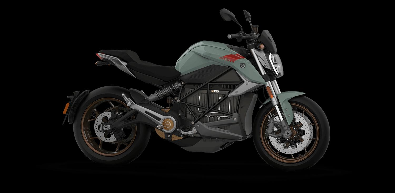 MOTO eléctrica ZERO SR F (MY2019)