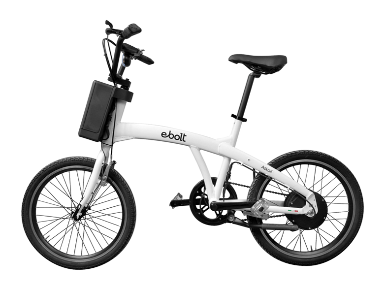 Bicicleta eléctrica Askoll eBolt