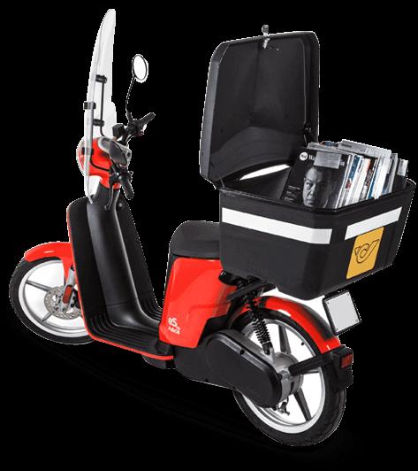 Ciclomotor Eléctrico Askoll Pro70