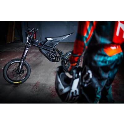 Moto eléctrica Kuberg FREERIDER