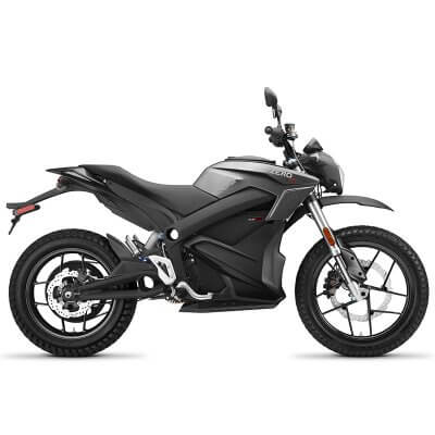 Moto eléctrica Zero DSR ZF13.0 (MY2017)