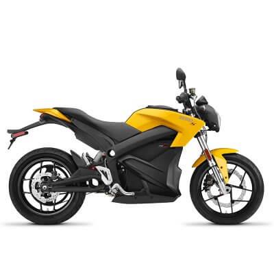 Moto eléctrica Zero S ZF 13.0 (MY2017)