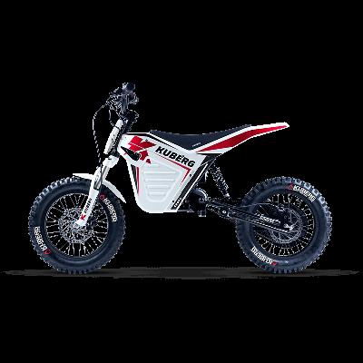 Moto eléctrica para niños Kuberg Cross