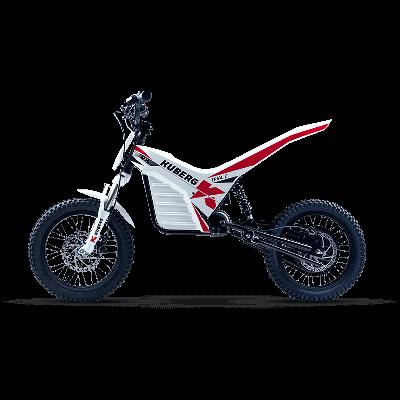 Moto eléctrica para niños Kuberg Trial E