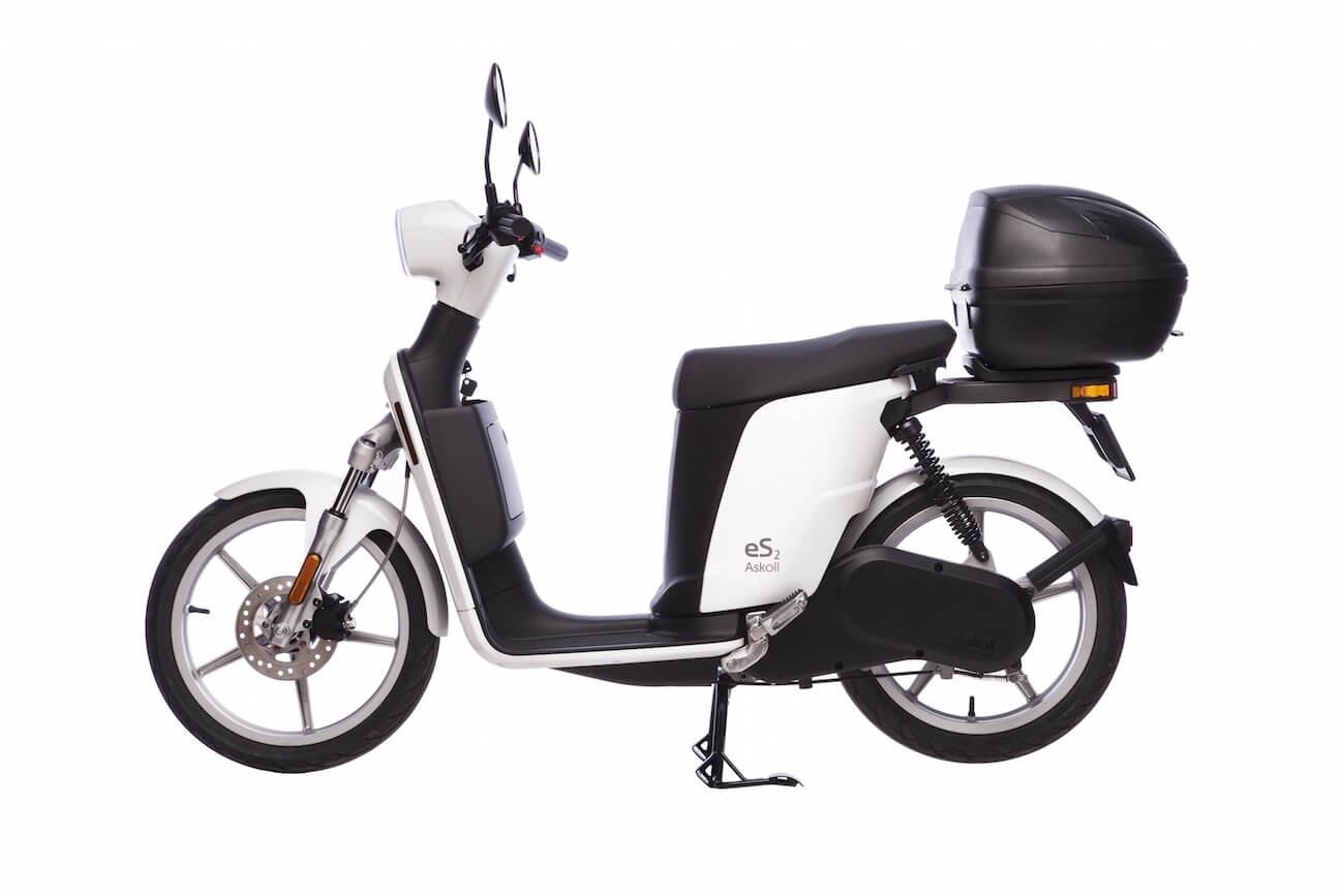 Ciclomotor Eléctrico Askoll eS2
