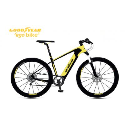 Bicicleta eléctrica MB ego1