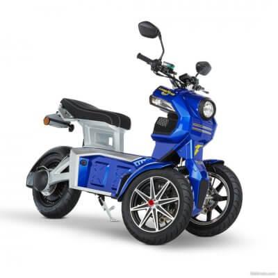 Trike eléctrico Goodyear e-Go