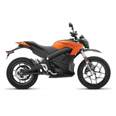 Moto eléctrica Zero DS ZF 13 (MY2017)