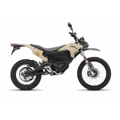 Moto eléctrica Zero FX ZF7.2 (MY2020)