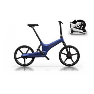 Bicicleta eléctrica Gocycle G3