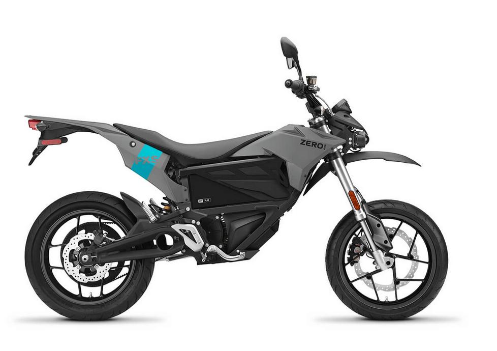 Moto eléctrica Zero FXS ZF 7.2 11kw (MY2020)