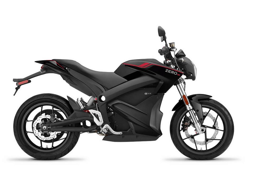 Moto eléctrica Zero SR ZF14.4 (MY2020)