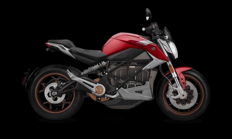Moto eléctrica Zero SR/F 14.4 (MY2020) Premium