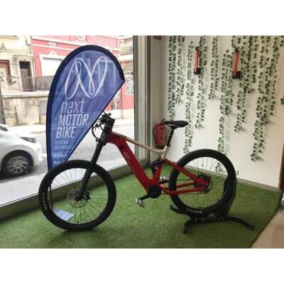"""Bicicleta Eléctrica Jotagas G2 """"Donwhill"""" descenso 850W"""