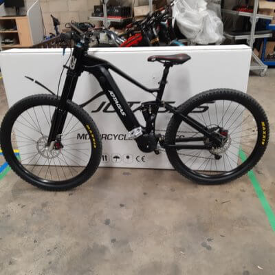 """Bicicleta Eléctrica Jotagas G2 """"enduro"""" 850W"""