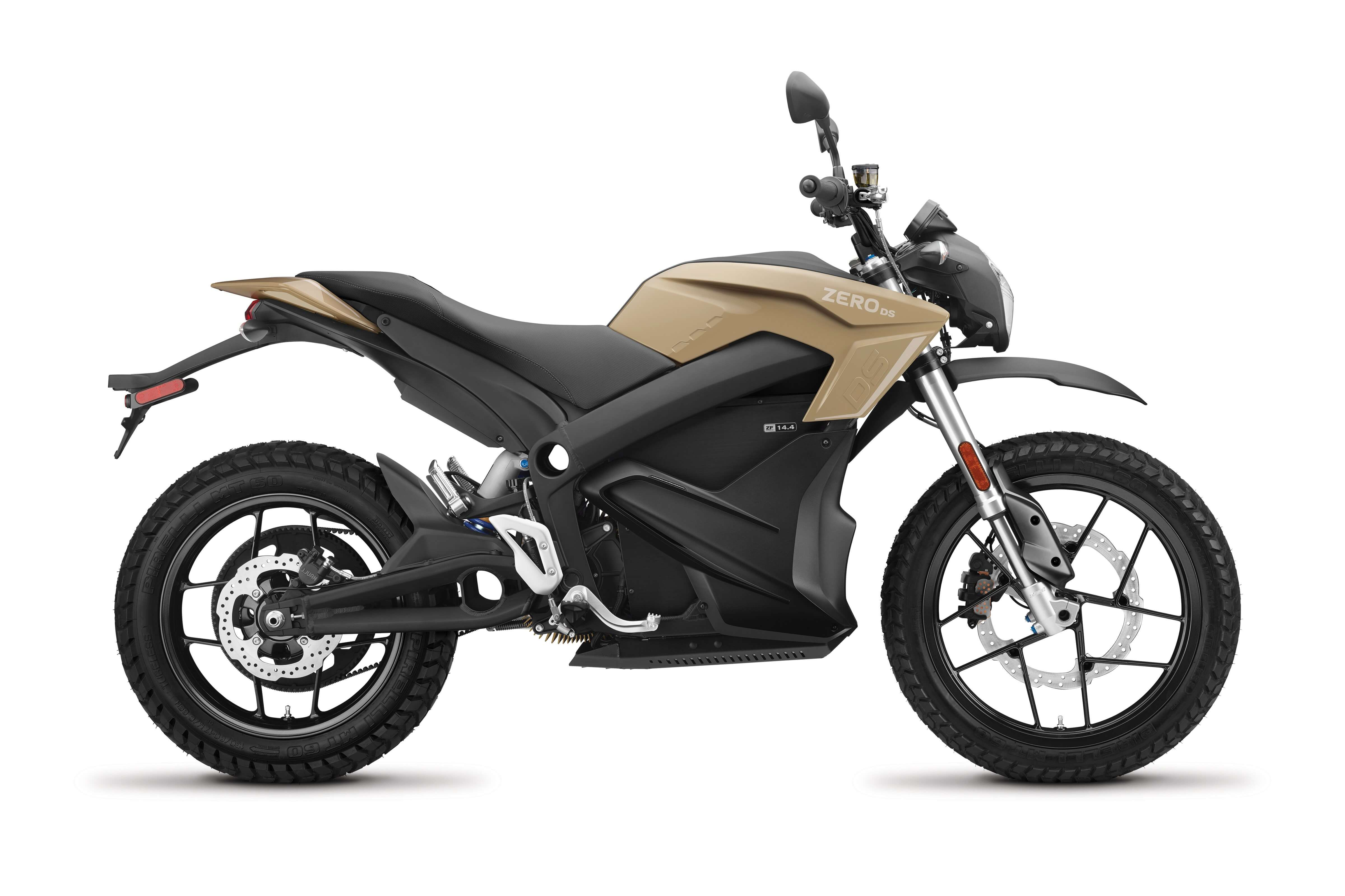 Moto eléctrica Zero DS ZF 14.4 (MY2019)