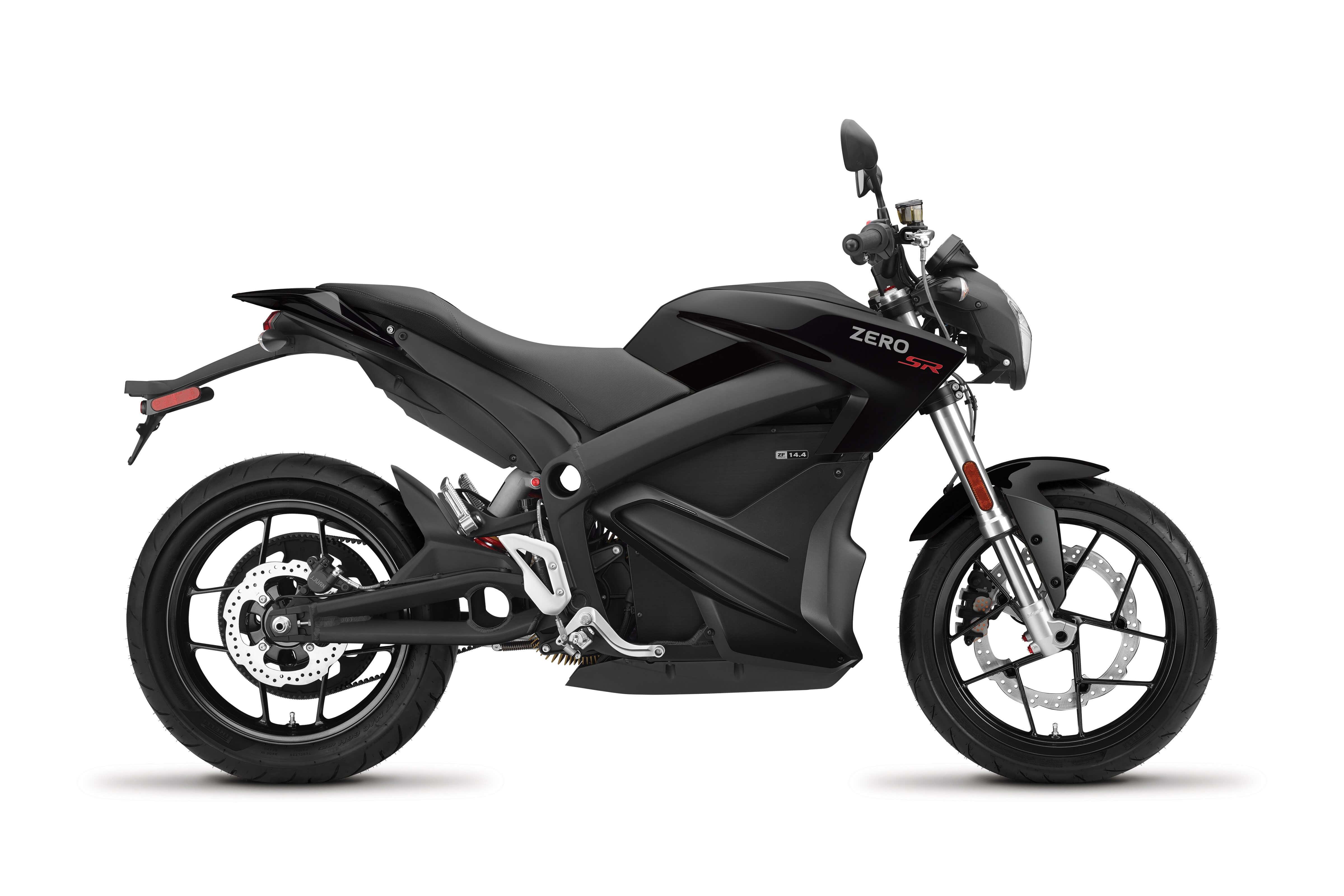 Moto eléctrica Zero SR ZF 14.4 (MY2019)