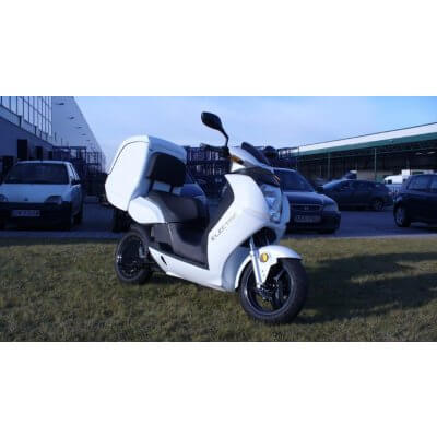 Scooter eléctrico Vectrix VX-2 Cargo
